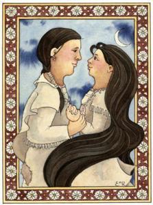 Cuento de la Cenicienta Nativa Americana
